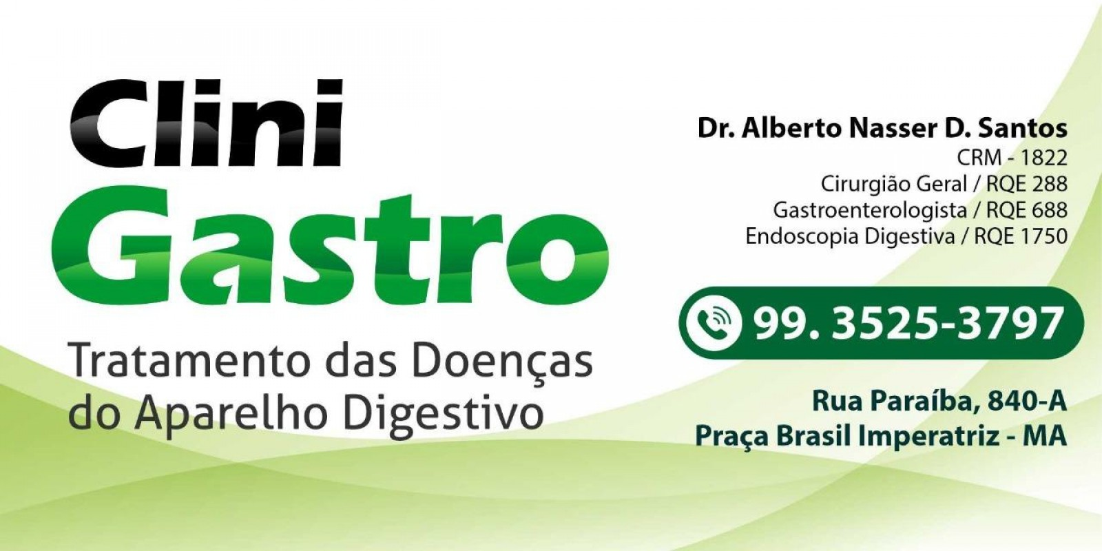 Clini Gastro - Tratamento das Doenças do Aparelho Digestivo