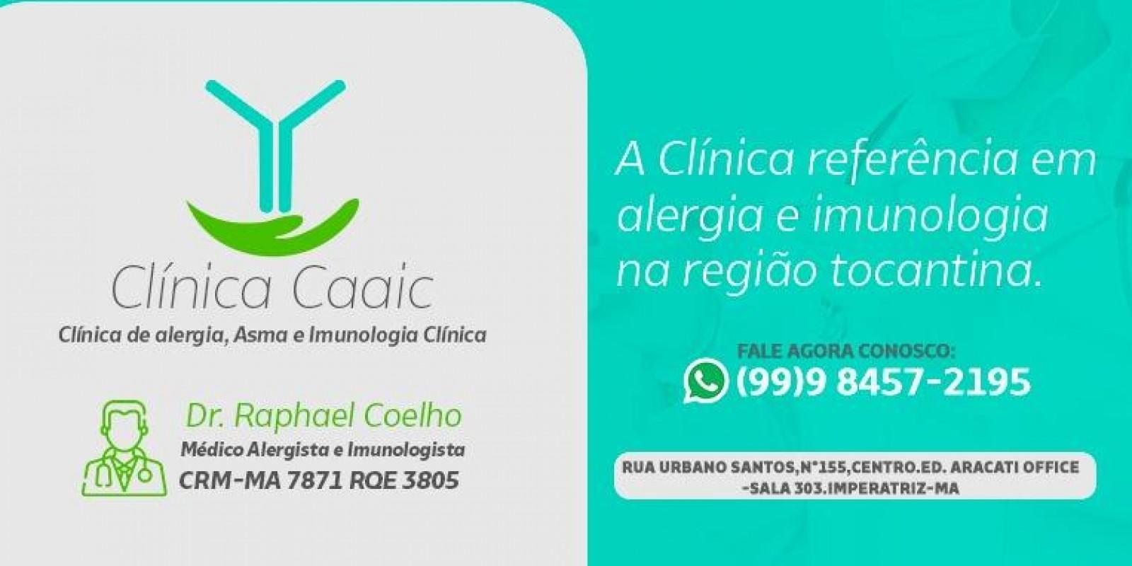 CAAIC - Clínica de Alergia e Imunologia Clínica