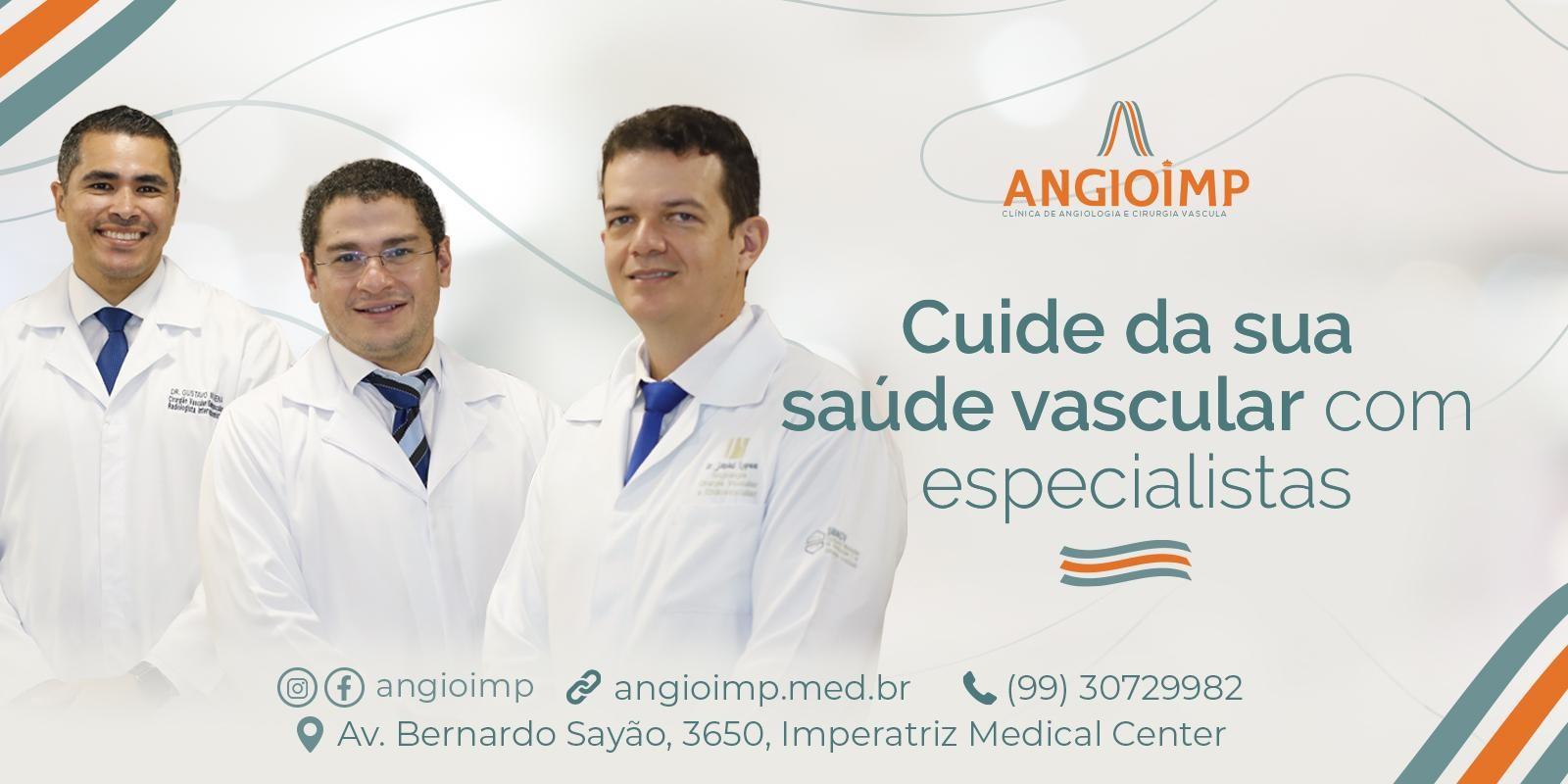 Angioimp - Clínica de Angiologia e Cirurgia Vascular